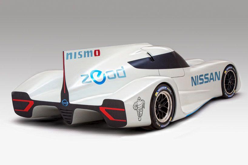 Nissan ZEOD RC designboom