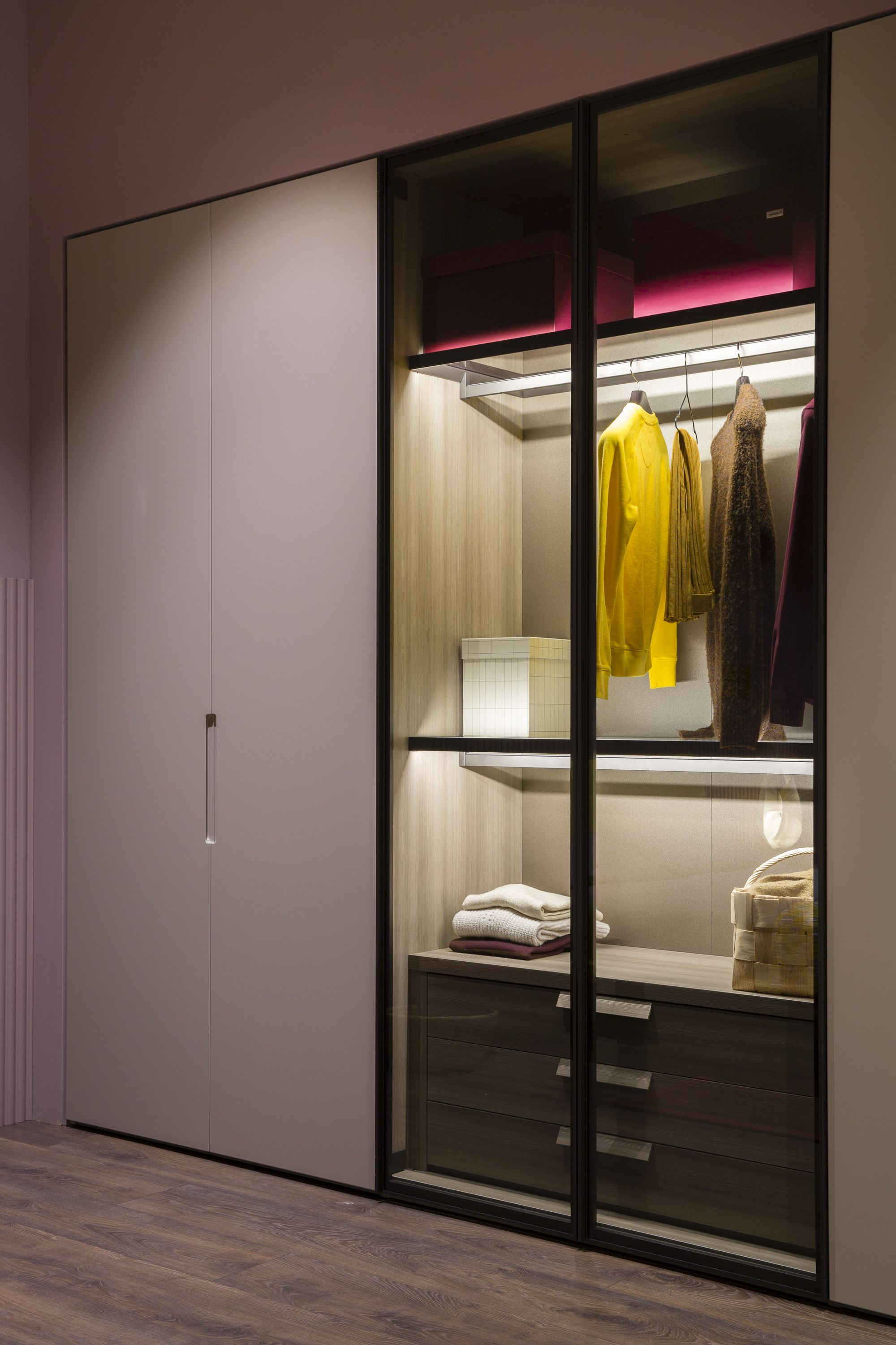 A Wardrobe Full Of Warmth And Original Colours Acolourfulstory