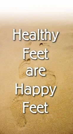 Reflexology is a great way to create a healthy body.