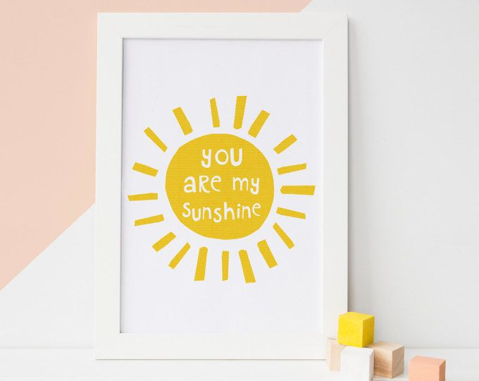 Printable wall art for kids big and small by YoYoStudio on Etsy | My ...