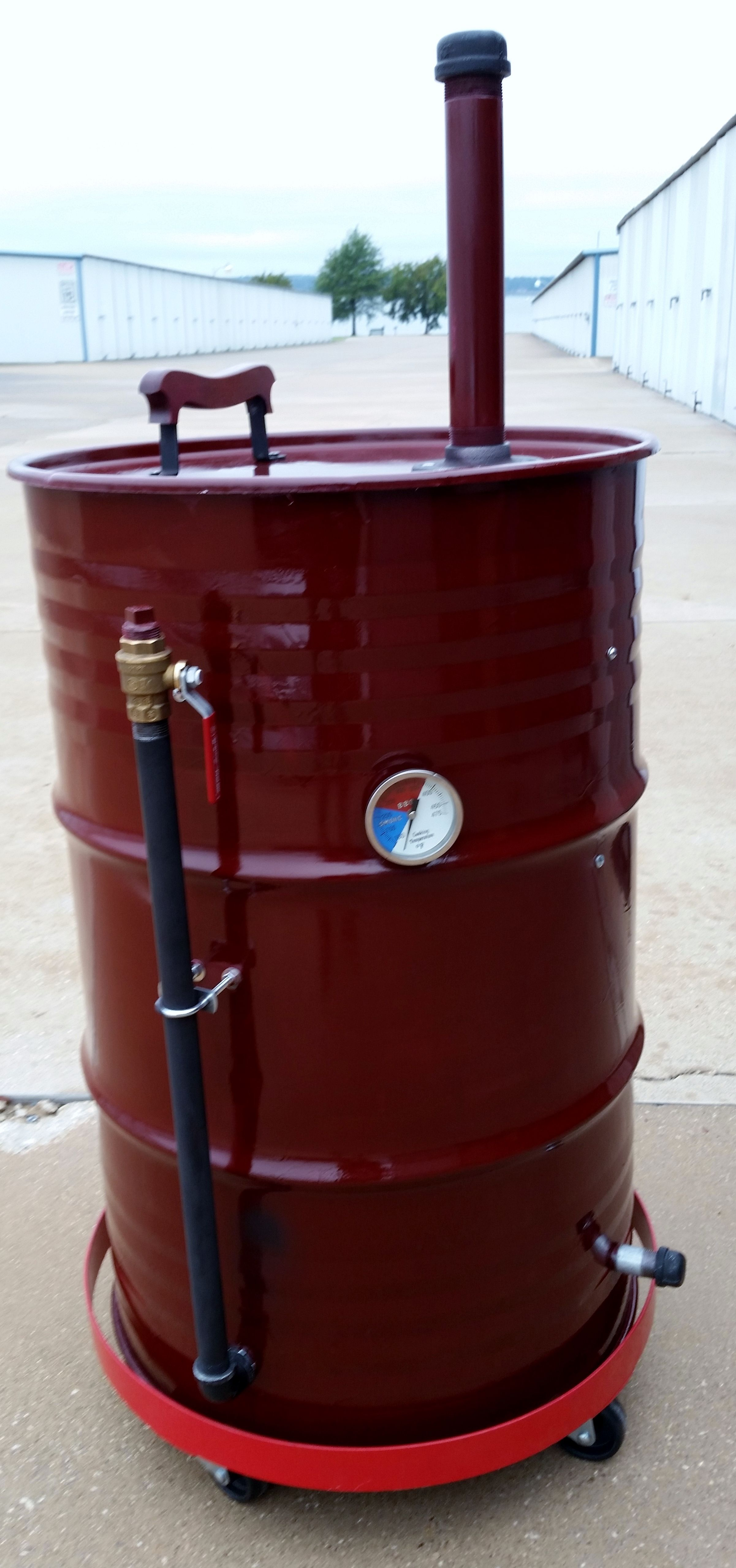 BBQ Smokers | Lake Conroe Smokers | Uds smoker, Charcoal