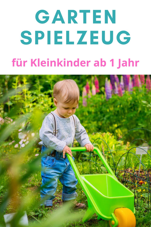 Gartenspielzeug für Kleinkinder ab 1 Jahr in 2020