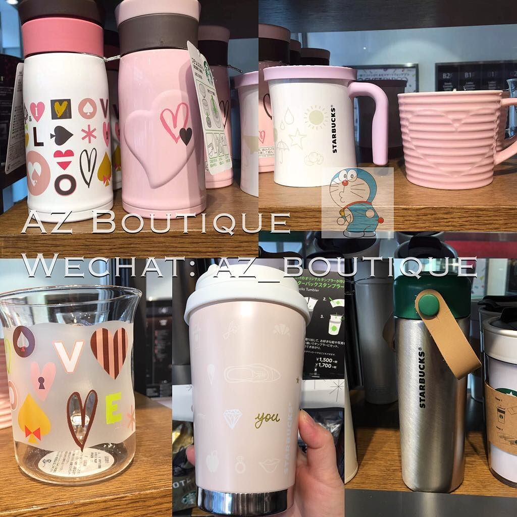 Starbucks Valentineu0027s Day Limited Edition Mugs #Starbucks #valentineday #mug  #japan By Az_boutique