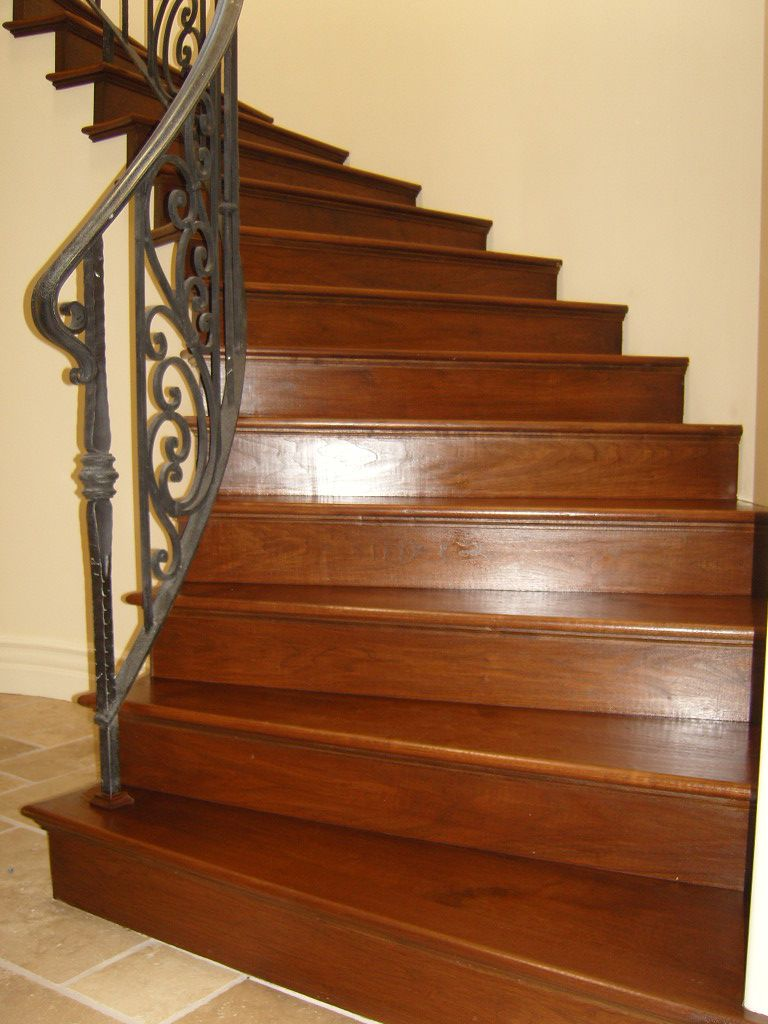 Wonderful Hardwood Flooring For Stairs ~ Http://lovelybuilding.com/flooring For