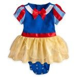 Snow White Cuddly Costume Bodysuit for Baby | Disney Baby