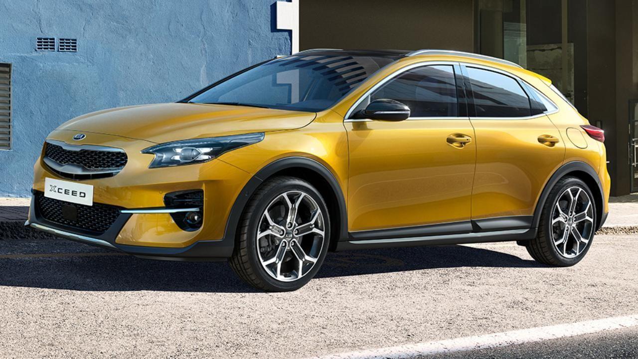 Kia Xceed Crossover Zwischen Kompakt Klasse Und Suv Gebrauchtwagen Kompakt Suv Autos