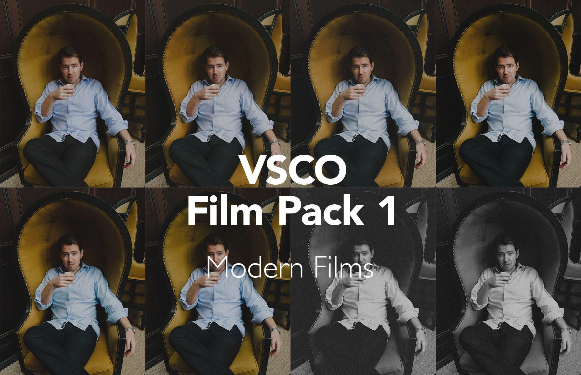 Vsco pack 1