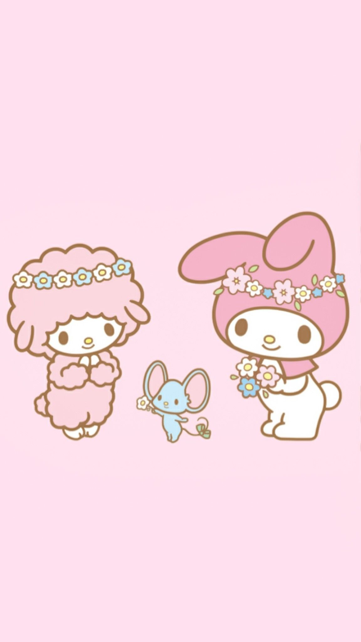 Pin On My Melody Kitty Little Stars Sanrio
