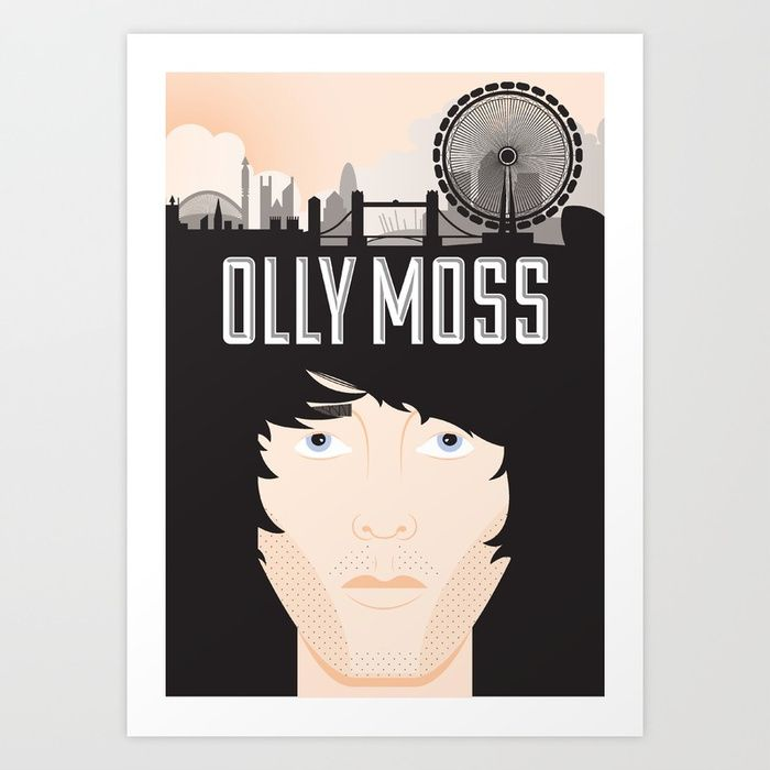 Image result for olly moss poster