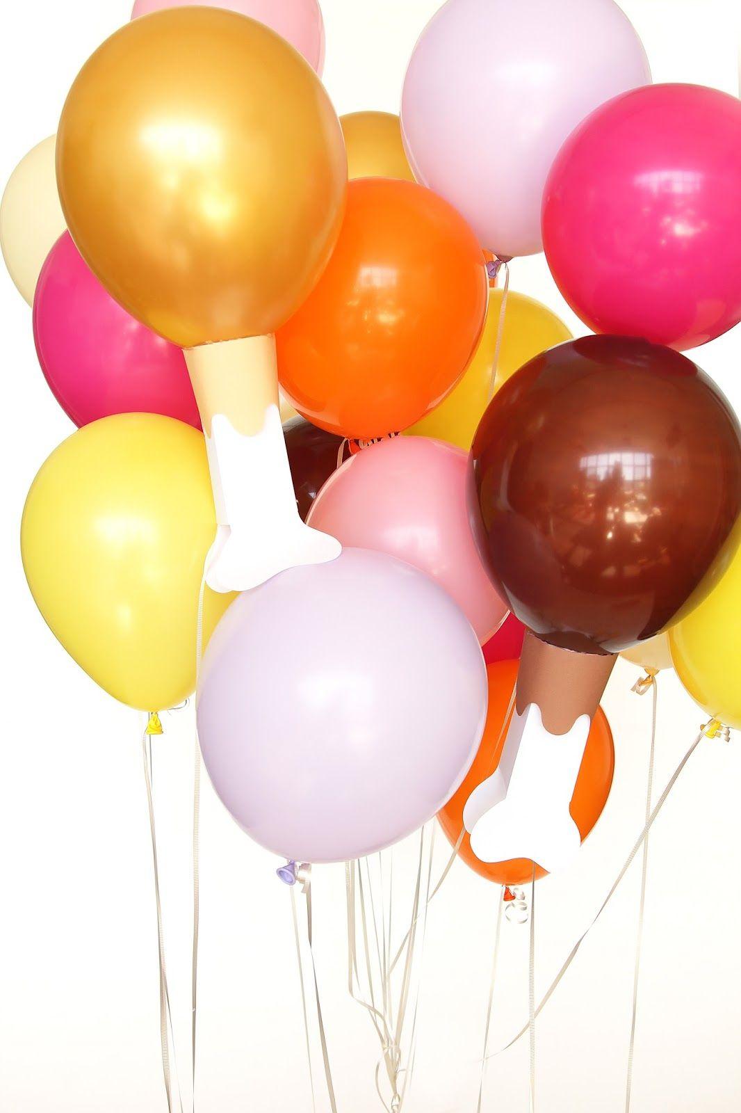 Diy Emoji Turkey Leg Balloons For Thanksgiving All About That