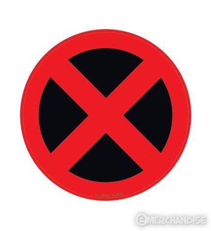 Image Of X Men Red X Symbol Sticker X Men Xmen Logo Men