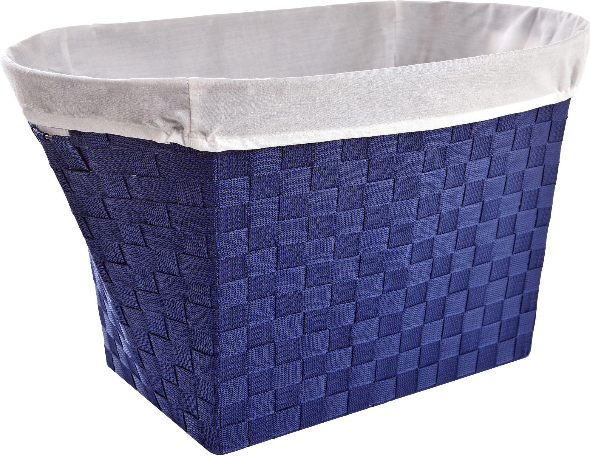 Linden Oval Basket Clothes Hamper Laundry Laundry Basket