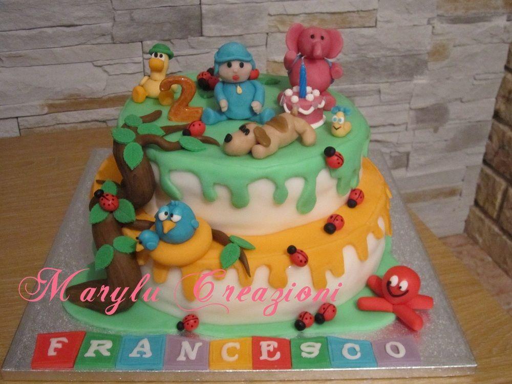 Torta Pocoyo2