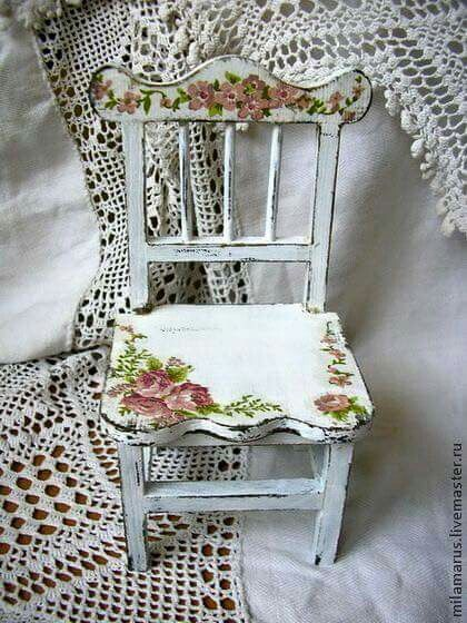 Rose Chair | chairs | Pinterest | Shabby, Bemalte möbel und Shabby chic