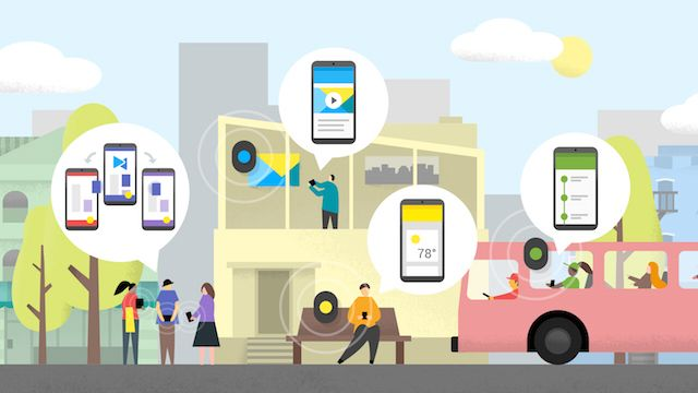 Google 'Beacons' Brings An Open-Source Option To Apple On The ...