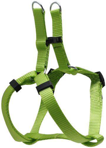 Dogit Adjustable Stepin Dog Harness Xxsmall Green You