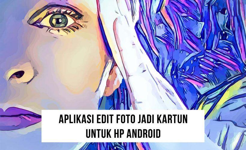 15 Aplikasi Edit Foto Jadi Kartun Android Dan Gratis Teknogeng Pengeditan Foto Kartun Avatar