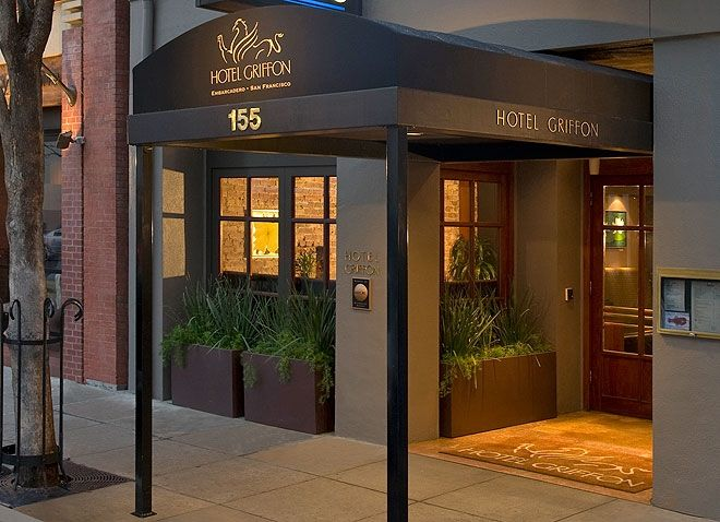 Nestled Along The Embarcadero Waterfront And Steps From Iconic Ferry Building Hotel Griffon Is Rated One Of Best San Francisco Hotels On