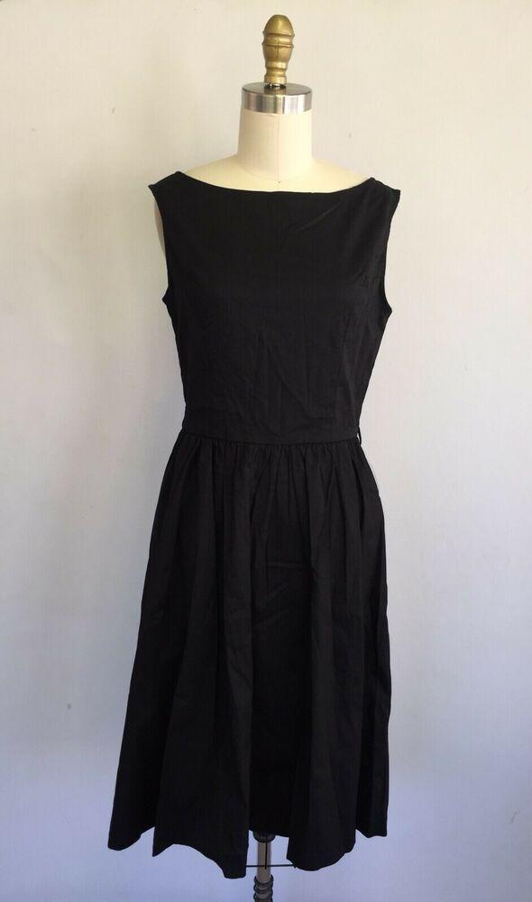 3c4b704de0c9 LINDY BOP Black Retro 50s Style Swing Dress XS NWT Pinup Rockabilly Fit # fashion #clothing #shoes #accessories #womensclothing #dresses (ebay link)