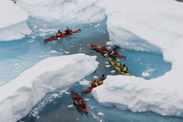 kayaking | kayaking in the far flung corners of the world is an experience ...