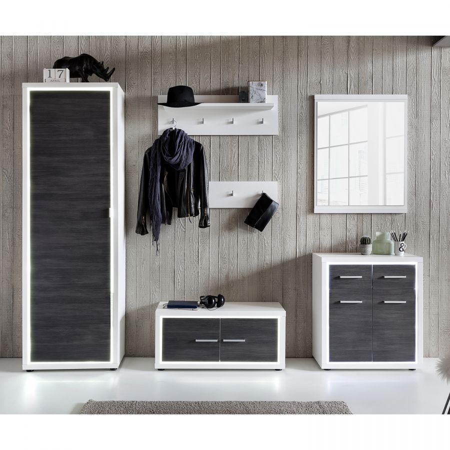 Garderobenset Piorini Ii 6 Teilig Garderobenset Garderoben