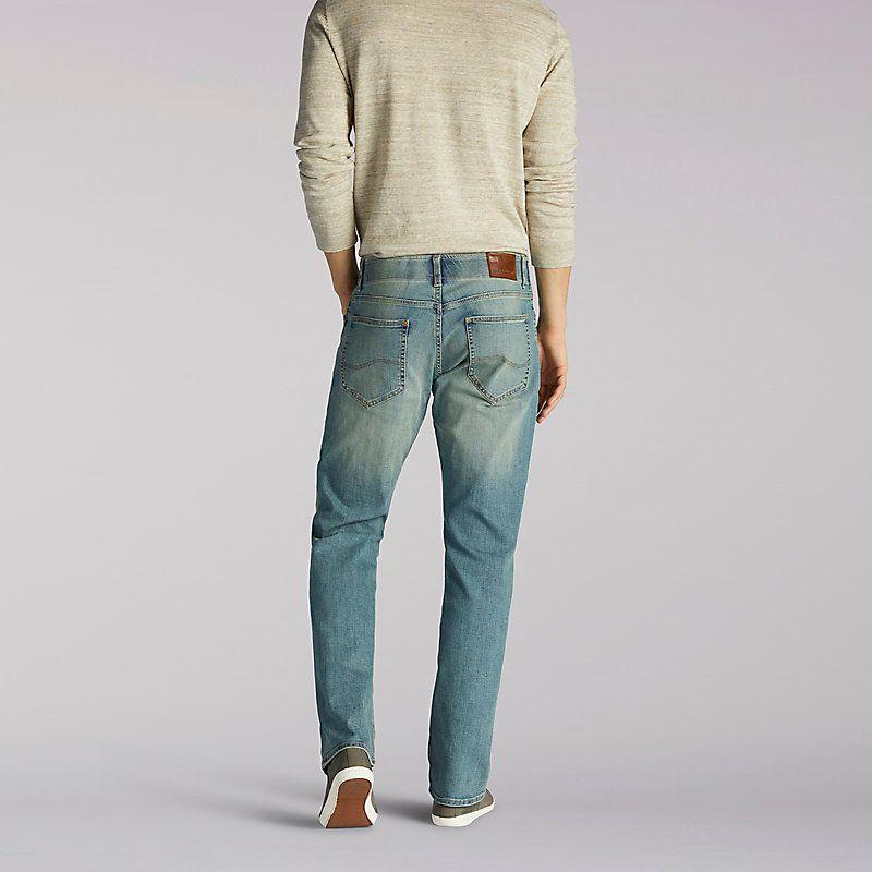 Jean coupe droite fuselée Extreme Motion pour hommes (grande et grande) | Jeans pour hommes | Lee®   – Products