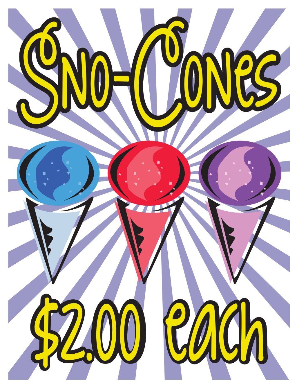 Elementary School Spring Carnival Sign Ideas & Printables ...