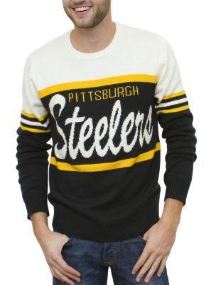 steelers throwback sweatshirt