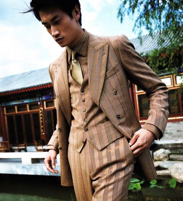 Chinese Men S Fashion Shanghai Fashion Style Mens Fashion Inspiration Vogue China 1920 S Men S Style