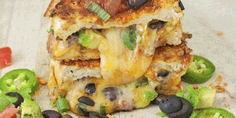 Loaded nacho grilled cheese recept forumfinder Images