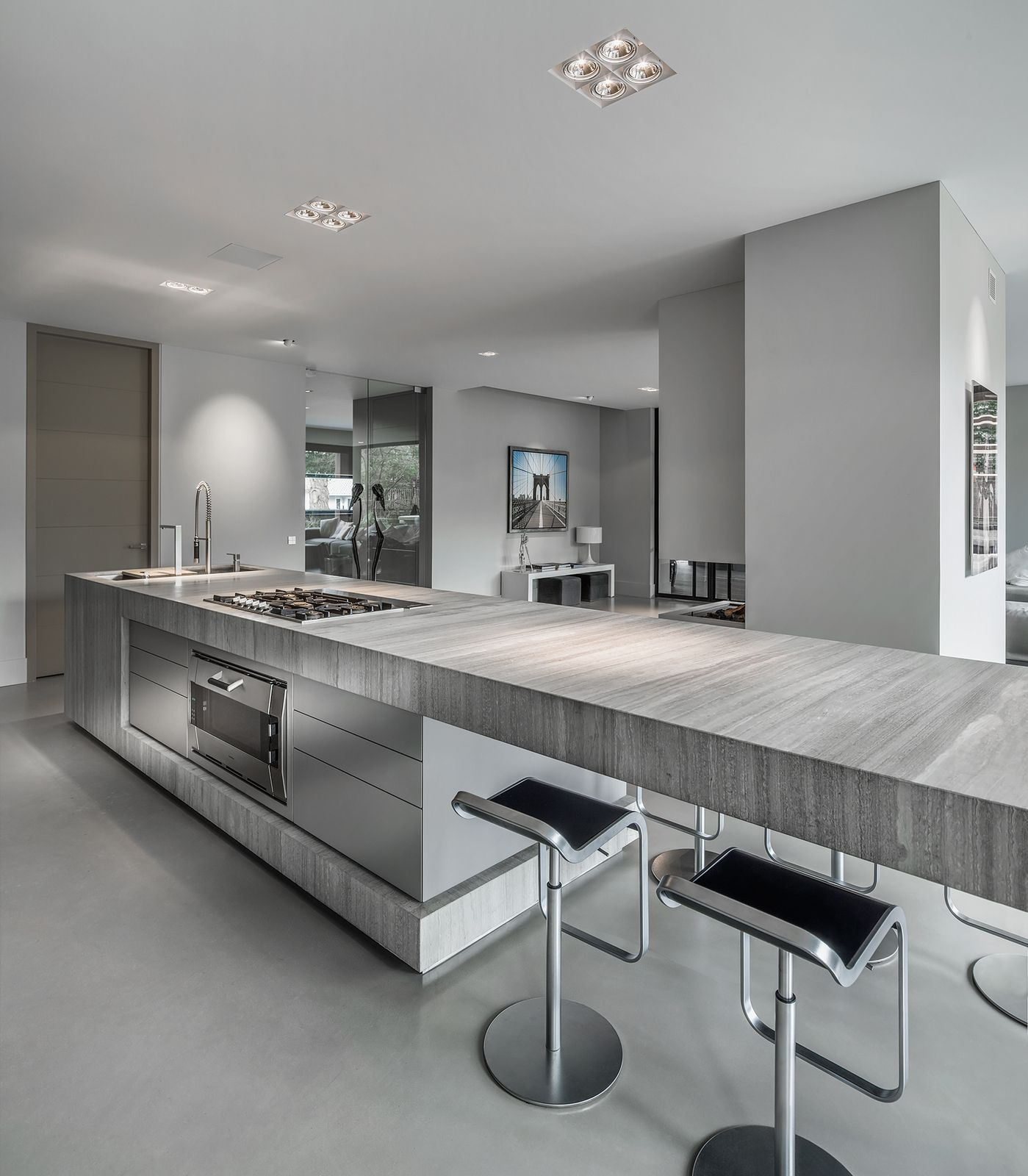 High End Kitchens Interiors Italiaanse Keukens En Maatkeukens