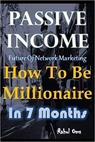 Buy Passive How to Be Millionaire in 7 Months