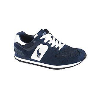 "Polo Ralph Lauren® Men's ""Slaton Pony"" Sneakers"