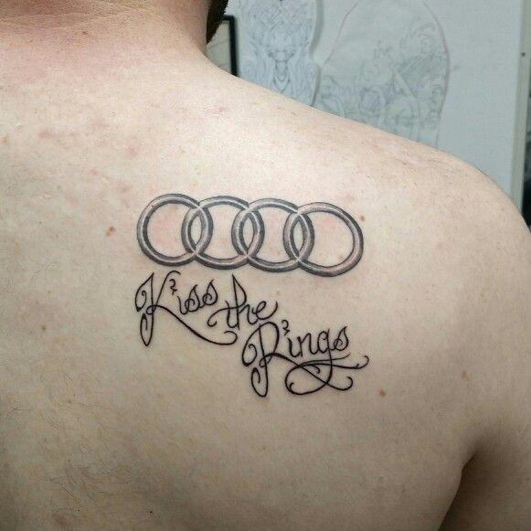 Tattoos... Involving My Trade