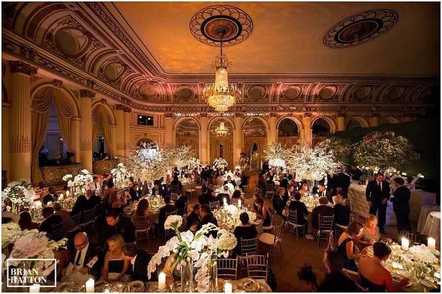 The Plaza Hotel Wedding Jay Tony New York Ny Brian Hatton Weddings Photographer