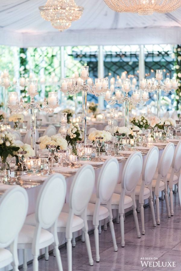 WedLuxe – A Spectacular Backyard Wedding at Home | Photography By ...