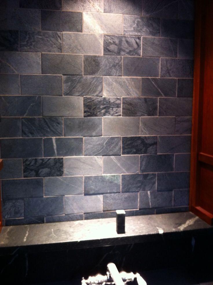 soapstone backsplash tile - Google Search