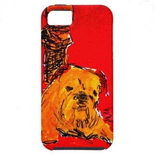 Bulldog Etui Fuers Iphone 5 Bulldog Old English Bulldog Dog Heaven
