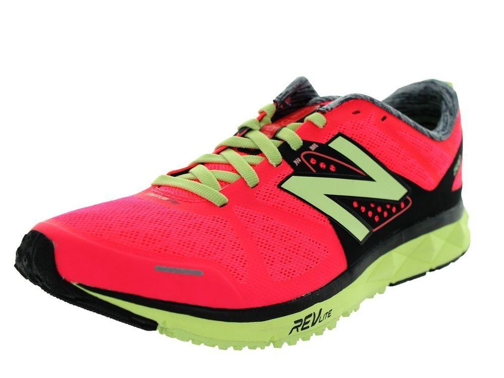 New Balance W1500PG B Pink Lime Sportstyle Expert Running Shoes Size US 7 # NewBalance #