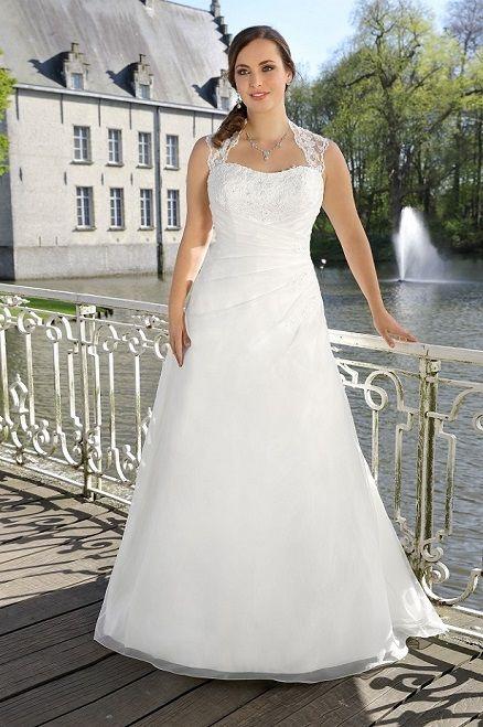 Ladybird Plus Size Brautkleid XXL | plus size wedding dress ...