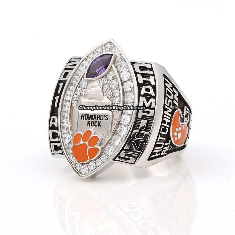 Clemson tigers 2011 ncaa acc championship ring www