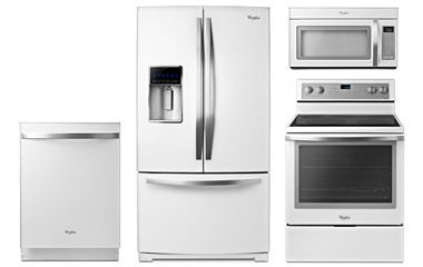 Whirlpool Gold 29 Cu Ft French Door White Ice Refrigerator With