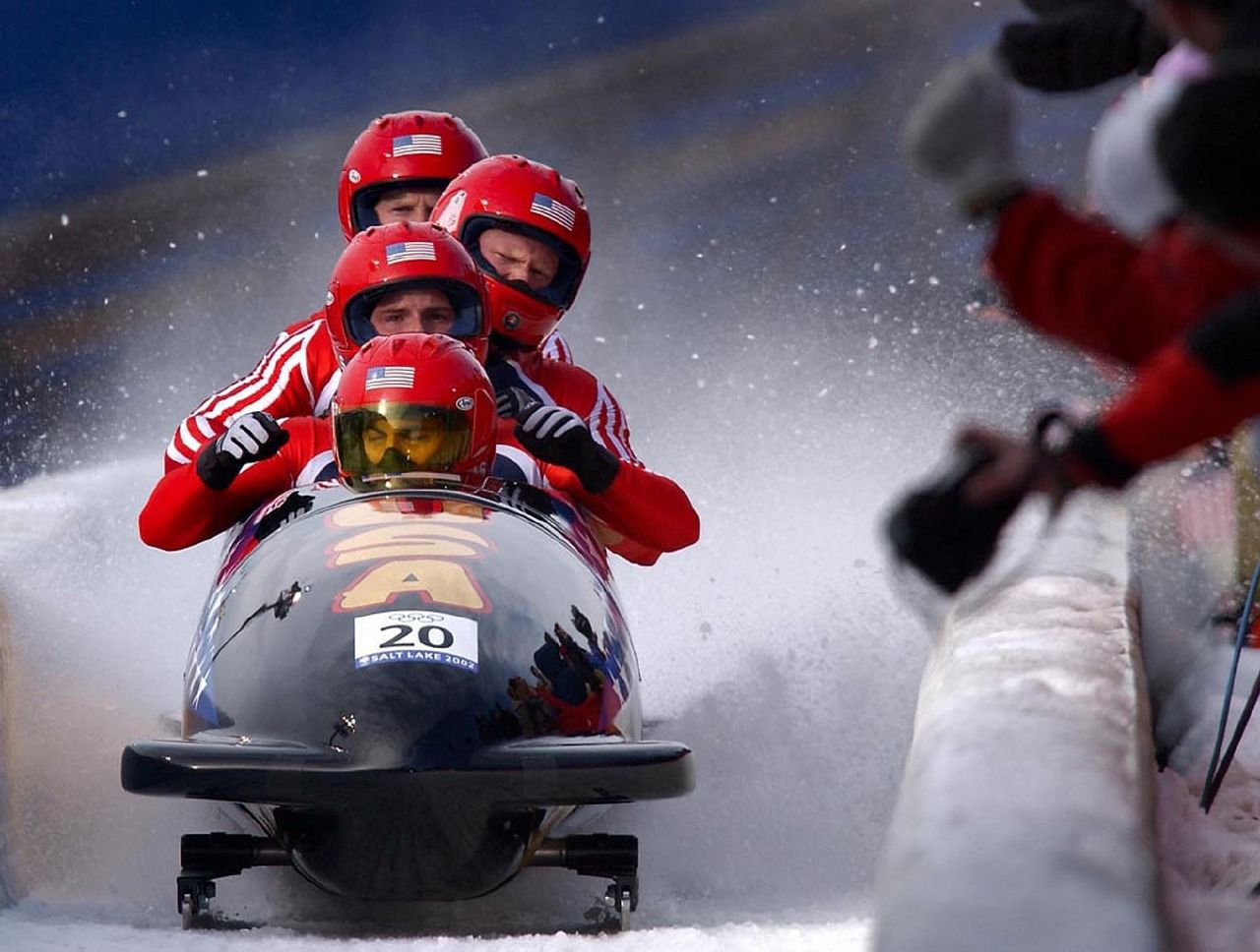 16 Videos About The Science Of Winter Olympics Sports