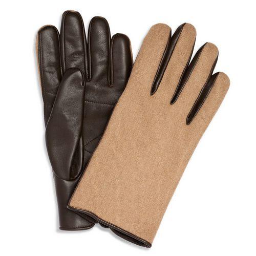 Martin Margiela Camel Gloves