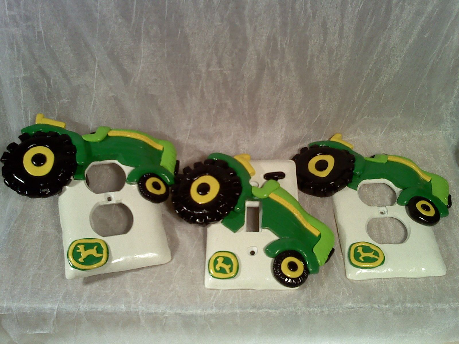 John deere ceiling fan with lights double switch plate and john deere ceiling fan with lights arubaitofo Choice Image