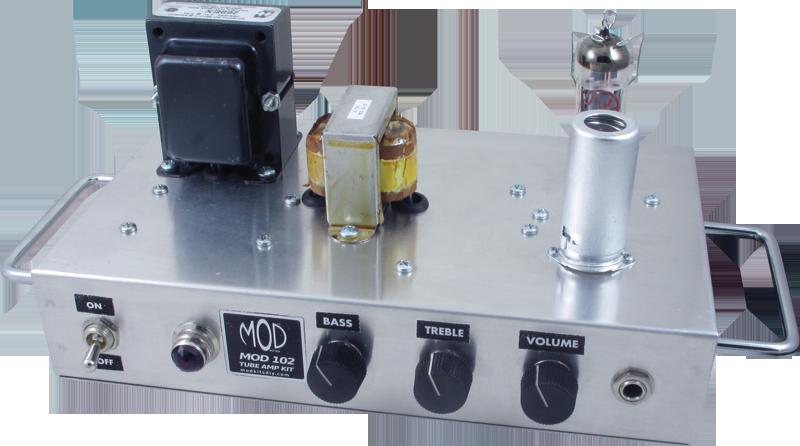 MOD 102 Guitar Amp Kit (NonUS Version) MOD Kits DIY