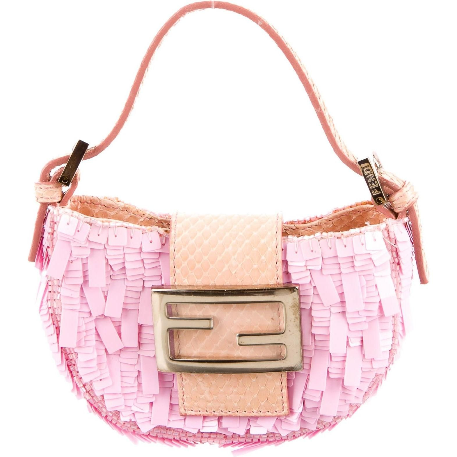 6590a08038bf Fendi Mini Croissant Bag as seen on Kourtney Kardashian
