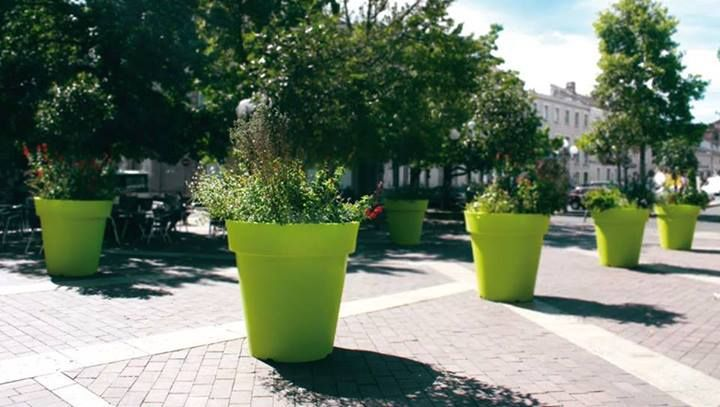 Großartig groẞe Blumentöpfe | Urban Space | Pinterest | Große blumentöpfe  VK58