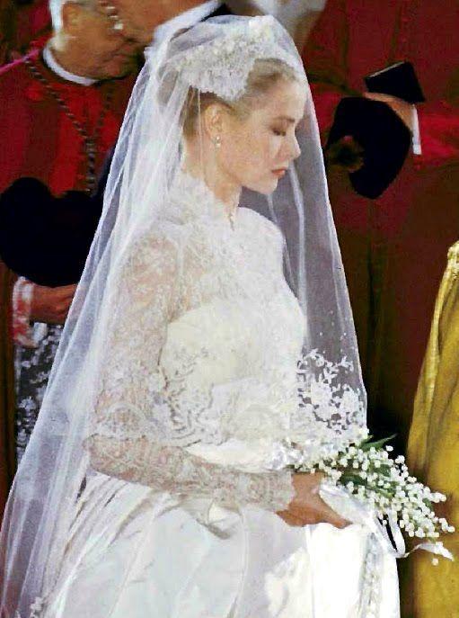 Bouquet Sposa Grace Kelly.Grace Kelly Wedding Dress Grace Kelly Wedding Wedding Dresses