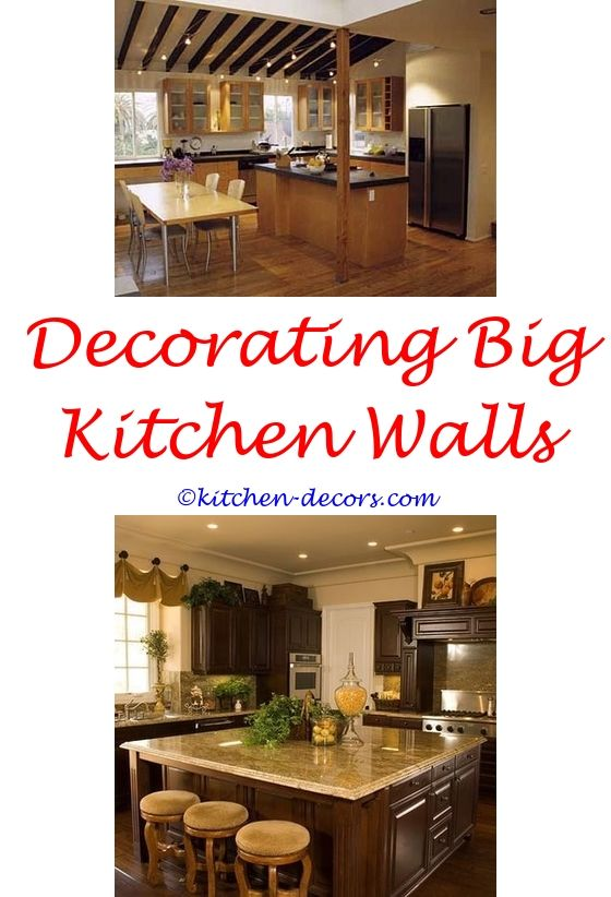 Red And Blue Kitchen Decor | Kitchen decor, Kitchens and Apple ...
